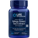 Life ExtensionMega Green Tea Ext Lightly Caffeinated