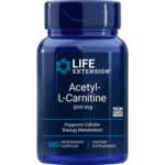 Life Extension Acetyl-L-Carnitine