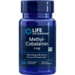 Life Extension Methyl-Cobalamin