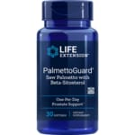 Life ExtensionPalmettoGuard Saw Palmetto with Beta-Sitosterol