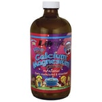 Lifetime Vitamins Kids' Liquid Cal-Mag Citrate Cherry