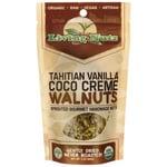 Living Nutz Tahitian Vanilla Coco Creme Walnuts