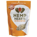 Manitoba Harvest Hemp Hearts Raw Shelled Hemp Seeds - Natural
