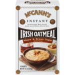 McCann's Irish Oatmeal McCann's Instant Irish Oatmeal - Maple & Brown Sugar