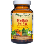 MegaFood One Daily Iron Free