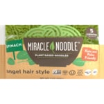 Miracle NoodleShirataki Spinach Angel Hair