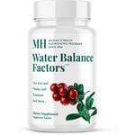 Michael's Naturopathic ProgramsWater Balance Factors