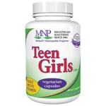 Michael's Naturopathic Programs Teen Girls Caps Daily Multi Vitamin