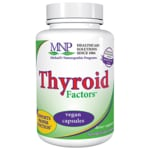 Michael's Naturopathic Programs Thyroid Factors