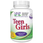 Michael's Naturopathic Programs Teen Girls Tabs Daily Multi Vitamin