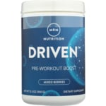 MRM Driven Pre-Workout Boost - Mixed Berries