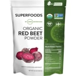 MRM Raw Organic Red Beet Powder