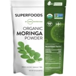 MRM MRM Raw Organic Moringa Powder