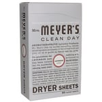 Mrs. Meyer's Clean Day Dryer Sheets - Lavender