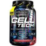 MuscleTech CellTech Hardgainer Creatine Formula - Fruit Punch