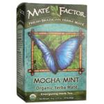 Mate Factor Organic Yerba Mate Mocha Mint