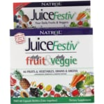 Natrol JuiceFestiv Fruit & Veggie Super Food