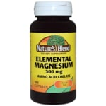 Nature's Blend Elemental Magnesium Amino Acid Chelate