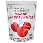 Nature's All Foods Organic Freeze-Dried Raspberries