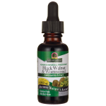 Nature's Answer Black Walnut & Wormwood Combination Extract - Alcohol-F