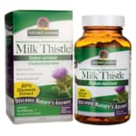 Nature's Answer Milk Thistle Extracto de semilla estandarizada