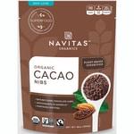 Navitas Naturals Cacao Plumas chocolate crudo