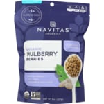 Navitas Naturals Sun-Dried White Mulberries