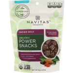 Navitas NaturalsCacao Goji Power Snacks