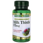 Nature's Bounty Standardized Extract Milk Thistle