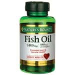 Nature's Bounty Odor-Less Triple Strength Fish Oil