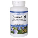 Natural FactorsFlaxseed Oil