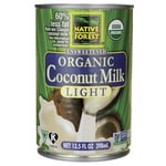 Native ForestUnsweetened Organic Coconut Milk - Light