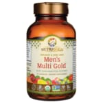 NutriGold Whole-Food + Food-Based Men's Multi Gold