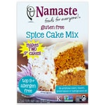 Namaste FoodsSpice & Carrot Cake Mix