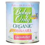 Nature's One Baby's Only Organic LactoRelief Iron Fortified