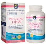 Nordic Naturals Prenatal DHA w/ Vitamin D