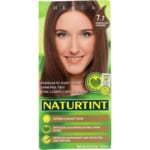 NaturtintPermanent Hair Color - 7.7 Teide Brown