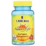 Nature's Life Vitamina K