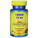 Nature's Life Lutein