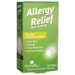 NatraBio Allergy Relief - Non-Drowsy