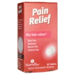 NatraBio Pain Relief
