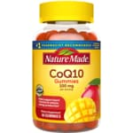 Nature MadeCoQ10 Adult Gummies Mango Flavor