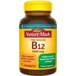 Nature Made Vitamin B-12 Timed Release