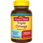 Nature Made Triple Omega Omega 3-6-9