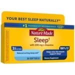 Nature Made Sleep