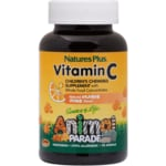 Nature's Plus Animal Parade Vitamin C Orange Juice