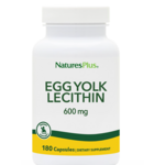 Nature's Plus Egg Yolk Lecithin