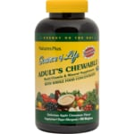 Nature's Plus Source of Life Adult's Chewable Multivitamin Apple Cinnamon