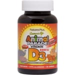 Nature's Plus Animal Parade Vitamin D3 Black Cherry