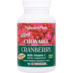 Nature's PlusUltra Chewable Cranberry